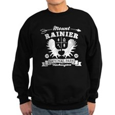 Mount Rainier Camper Sweatshirt