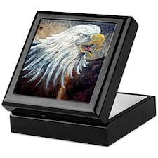 American Bald Eagle Keepsake Box