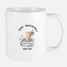 10th Anniversary Mug Mugs