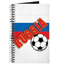 RUSSIA World Soccer Journal