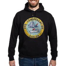 USS CONSTELLATION Hoodie