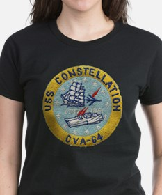USS CONSTELLATION Tee