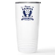 Mount Rainier Camper Travel Mug