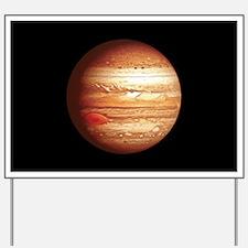 Planet Jupiter Yard Sign