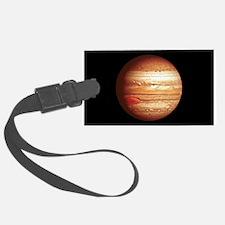 Planet Jupiter Luggage Tag