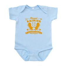 Mount Rainier Camper Infant Bodysuit