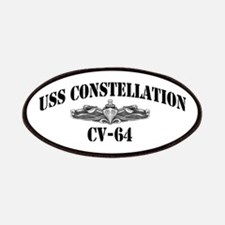 USS CONSTELLATION Patches