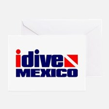 idive (Mexico) Greeting Cards