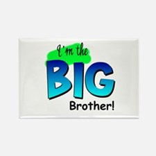I'm Big Brother Rectangle Magnet