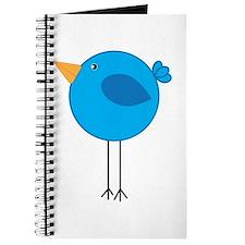 Blue Bird Cartoon Journal