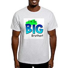 I'm Big Brother Ash Grey T-Shirt