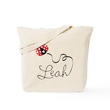 Ladybug Leah Tote Bag