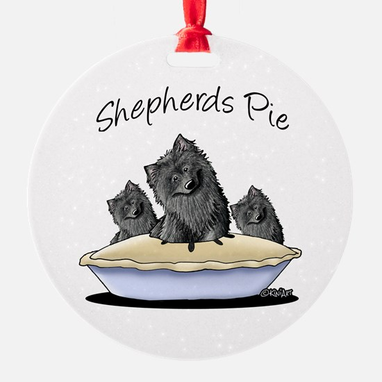 Shepherds Pie Ornament