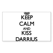 Keep Calm and Kiss Darrius Decal