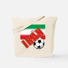 IRAN World Soccer Tote Bag