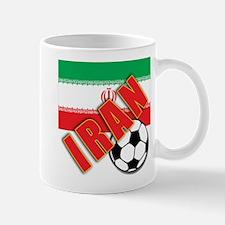 IRAN World Soccer Mug