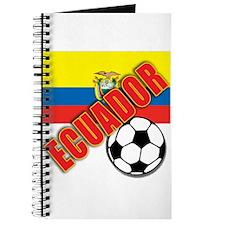 ECUADOR World Soccer Journal