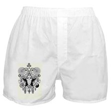 Cute Psychedelic Boxer Shorts