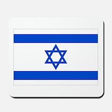 Israel State Flag Mousepad