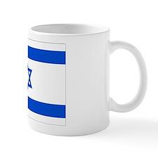Israel State Flag Small Mugs