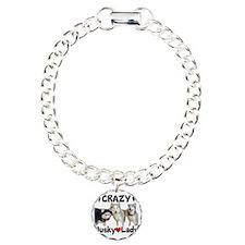 Crazy Husky Lady items Bracelet