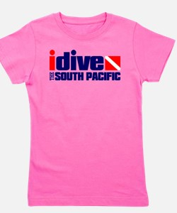 idive (South Pacific) Girl's Tee