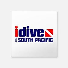idive (South Pacific) Sticker