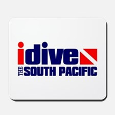 idive (South Pacific) Mousepad