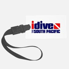 idive (South Pacific) Luggage Tag