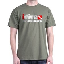 idive (South Pacific) T-Shirt