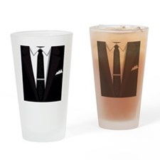 Unique Barney Drinking Glass
