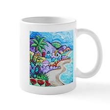 Laguna Beach Feeling By Angela Cruz Mugs