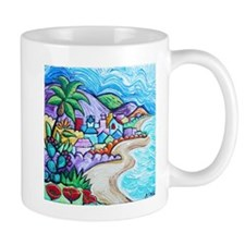 Laguna Beach Feeling By Angela Cruz Mugs