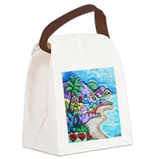 Laguna Beach Feeling By Angela Cruz Canvas Lunch B