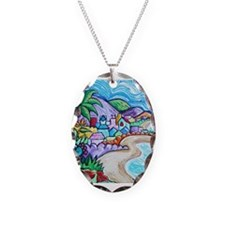 Laguna Beach Feeling By Angela Cruz Necklace