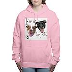 Love is the Pits Women's Hooded Sweatshirt