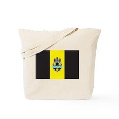 Pittsburgh Flag Tote Bag