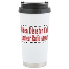 Funny Amateur Travel Mug