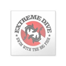 Extreme Dive (Hammerheads) Sticker