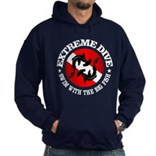 Extreme Dive (Hammerheads) Hoodie
