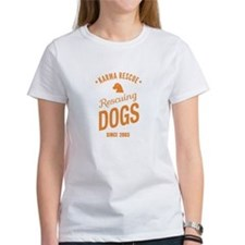 Rescuing Dogs T-Shirt