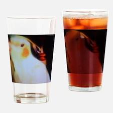 Amari the Bird Drinking Glass