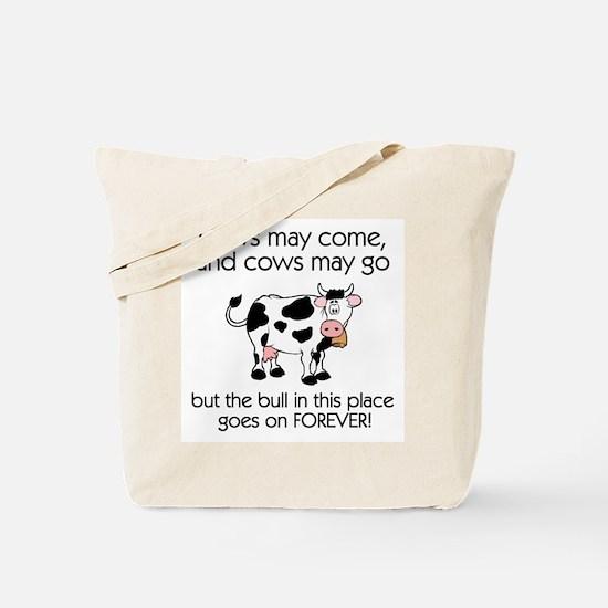 Lots of Bull Tote Bag
