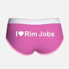 Rim Jobs Women's Boy Brief