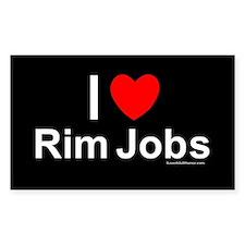 Rim Jobs Decal