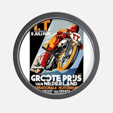 1931 Netherlands Grand Prix Racing Poster Wall Clo