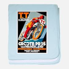 1931 Netherlands Grand Prix Racing Poster baby bla