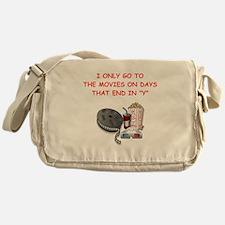 MOVIES2 Messenger Bag