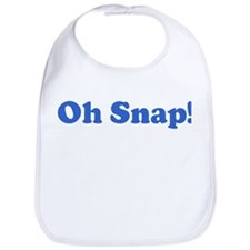 Oh Snap! Bib