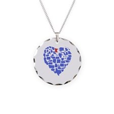 Minnesota Heart Necklace
